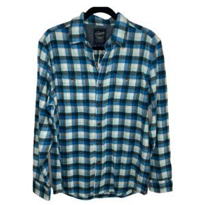 Grayers Heritage Men's Cotton Regular Fit Flannel